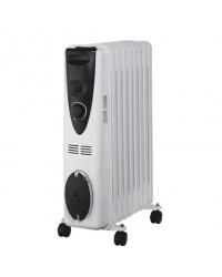 Stufa radiatore ad olio 7 elementi 1500W