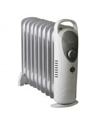Mini stufa radiatore olio 9 elementi 1000W