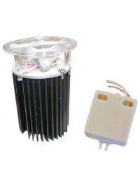 Lampada con 3 LED Cree ultrabrillo 8,5W 510lm (3x3W) - 6000K Luce fredda