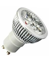 Lampadine LED GU10 6W 310lm 38° 6400K