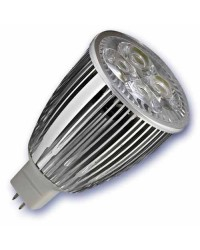 Lampadine LED MR16 9W 420lm, 6400K 50º