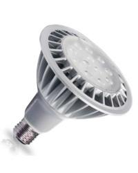 Lampade LED Cob PAR30 1150lm 16W E27 3000K 38º