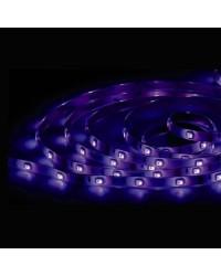 Rotolo di 5 metri LED 7,2W / m multicolore RGB 370lm IP65