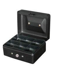 Cassetta metallica portamonete piccola