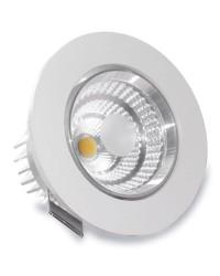 Faretto a incasso LED 9W 810LM 3000K - Bianco