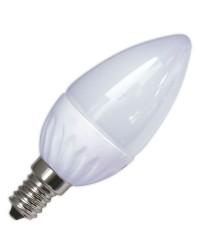 Lampadine LED candela 6W E14 560lm 4200K 120º
