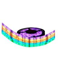 Rotolo di 5 metri LED 7,2W/m 370LM RGB multicolore IP20