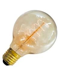 Lampadina decorativa globo E27 40W 120lm 2700K