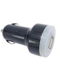 Caricatore accendisigari auto da 12V doppio USB