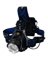 Torcia frontale LED 10W 800lm