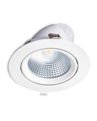 Downlight a incasso LED Cob 40W 4200K bianco