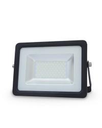Proiettore LED con sensore 10W 6000K IP65 Nero
