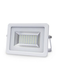 Proiettore LED 10W 3000K IP65 Bianco
