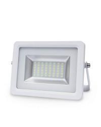 Proiettore LED 20W 6000K IP65 bianco