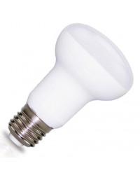 Lampadina riflettore R63 LED 8W E27 4200K