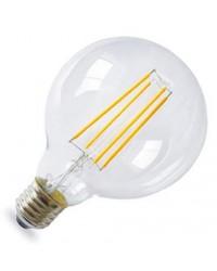 Lampada Serie Oro decorativa globo G80 LED 4W E27 1800K
