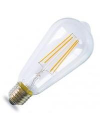Lampada Serie Oro decorativa tipo pera LED 4W E27 1800K
