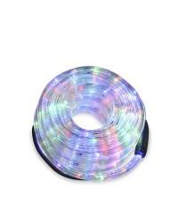 Tubo luminoso flessibile LED RGB 48m. IP44