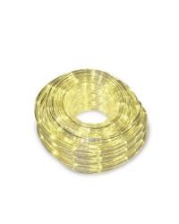 Tubo luminoso flessibile LED giallo 48m. IP44