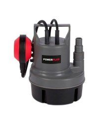 Bomba Sumergible 200W. Aguas Limpias. - PowerPlus PK-POWEW67900