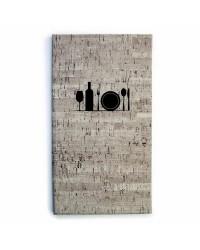 Porta Menú Estrecho Matisse Collec.170X235 Mm - Lacor 28052