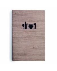 Porta Menú Estrecho Vermeer Collec.190X235 Mm - Lacor 28501