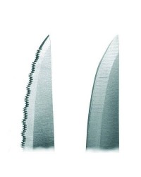 Set 6 Cuchillos Chuleteros Lisos - Lacor 39061