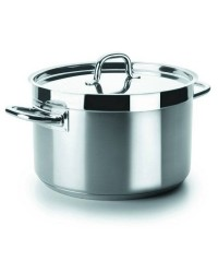 Cacerola Alta Con Tapa D.40 Cm Chef-Luxe - Lacor 54041