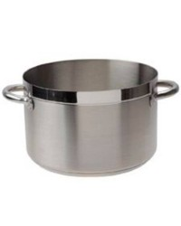 Cacerola Alta Sin Tapa D.45 Cm Chef-Luxe - Lacor 54046S