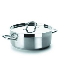 Cacerola Con Tapa D.50 Cm Chef-Luxe  - Lacor 54050