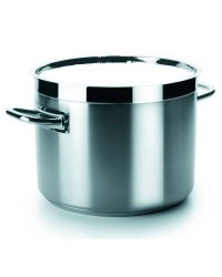 Olla Baja Sin Tapa D.28 Cm Chef-Luxe - Lacor 54127S