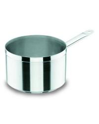 Cazo Recto Alto D.18 Cm Chef-Luxe  - Lacor 54219