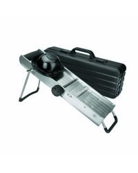 Mandolina Inox Con Protect Cuchil Revolver - Lacor 60357