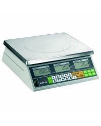 Bascula Electronica Con Base Cuadrada 15 K - Lacor 61716