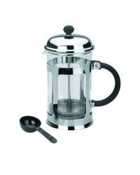 Cafetera Cristal Tipo Rusa 0.80 Lts.  - Lacor 62180