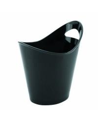 Cubo Enfriabotellas Negro 1 Asa - Lacor 62354