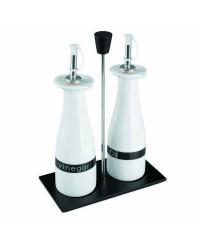 Juego Vinagrera-Aceitera Ceramica - Lacor 62382