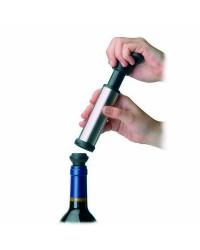 Bomba Manual Vacio Con 2 Tapones Vino - Lacor 63033