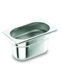Cubeta Gastronorm 1/4 H20 - Lacor 66402
