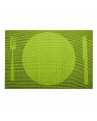 Mantel Individual Verde 43X30Cm - Lacor 66755