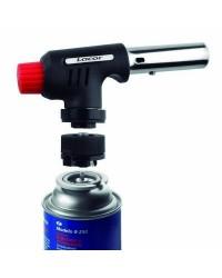 Cabezal Soplete Gas Profes. + Adaptador - Lacor 68974