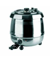 Olla Calentador Sopa Electr.Inox 10 Ltos - Lacor 69038