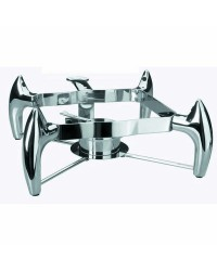 Soporte Chafing-Dish Luxe Gn 2/3  - Lacor 69087