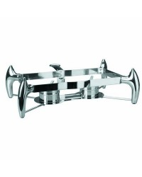 Soporte Chafing-Dish Luxe Gn 1/1  - Lacor 69089