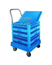 Carro Porta Cestas Sin Asa  - Lacor 69212